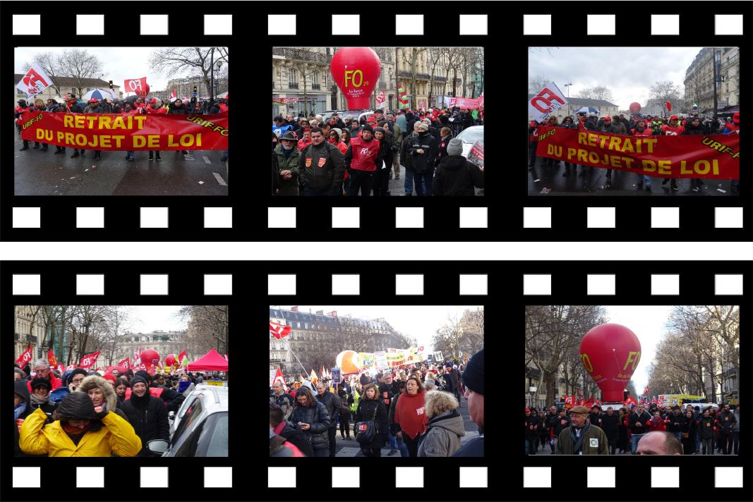 Photos manif 9 mars